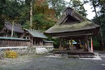 Ikagu Shrine, Nagahama, Japan