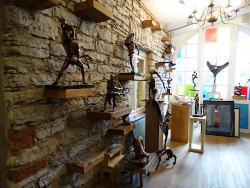 Tauno Kangro SkulptuuriGalerii