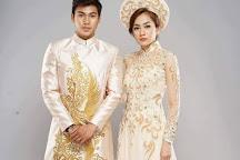 Ao dai Minh Duc - Vietnam Tradition Costume, Hanoi, Vietnam