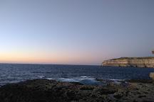 Dwejra Bay, San Lawrenz, Malta