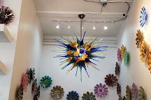 Riley Art Glass Studio, Hot Springs, United States