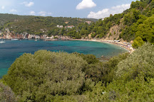 Velanio Beach, Skopelos, Greece