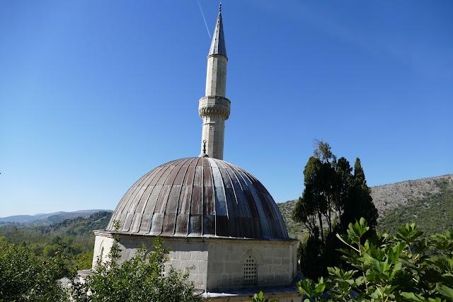 Šišman Ibrahim-immersed Mosque
