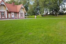 Luke Manor and Manor Park, Tartu, Estonia