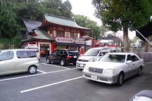 Kumamotojoinari Shrine, Kumamoto, Japan