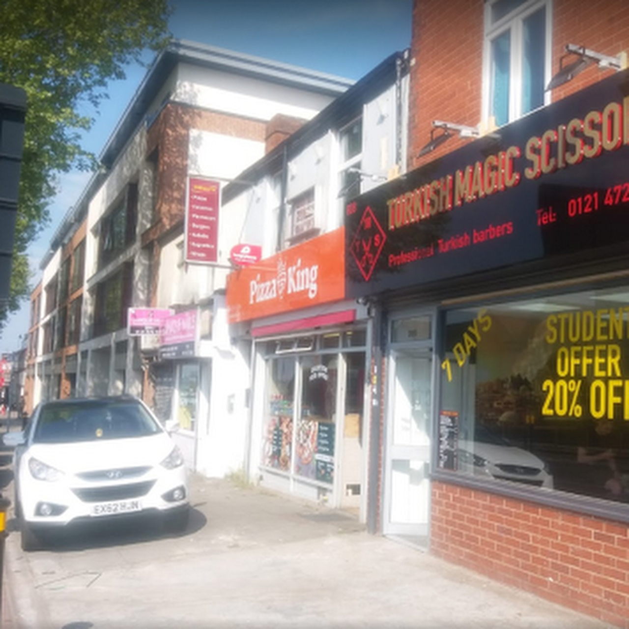 Turkish Magic Scissors   Barber Shop