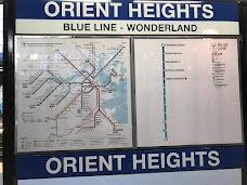 Orient Heights boston USA