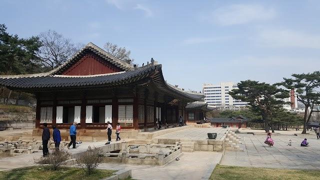 Changgyeong octagonal pagoda chilcheung