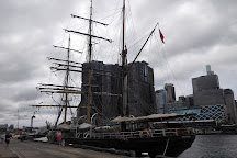 James Craig Tall Ship, Sydney, Australia