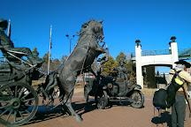 Cyrus Avery Centennial Plaza, Tulsa, United States