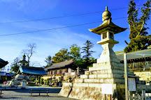 Kibitsuhiko Shrine, Okayama, Japan