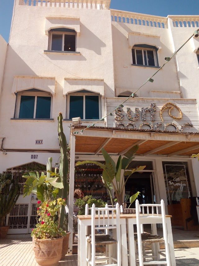 Surf Maroc Taghazout Appartments