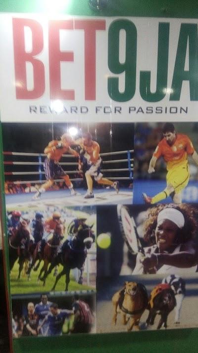 Bet9ja Shop, Iperu, Ogun, Nigeria | Phone: +234 806 124 9616