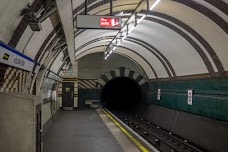 Cannon Street Underground Station london