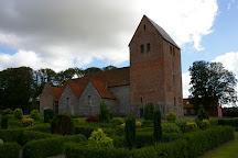 Grinderslev Kirke, Roslev, Denmark