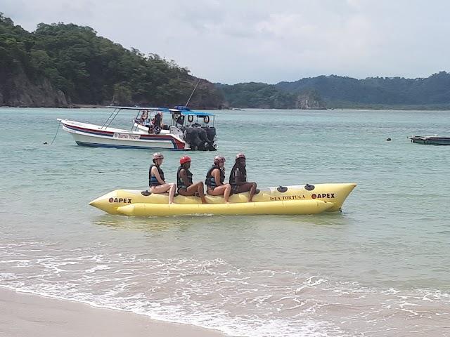 Isla Tortuga Tour