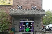 Monster Mini Golf, Norwood, United States