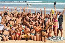 Waves Surf School, Sydney, Australia