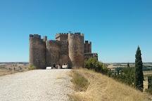 Castillo de Penaranda, Penaranda de Duero, Spain