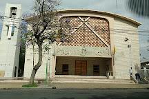 Iglesia Nuestra Senora de los Desamparados, San Juan, Argentina