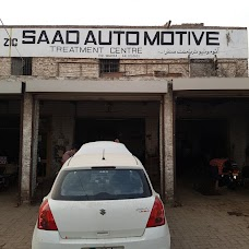 Saad Automotive Treatment Centre faisalabad
