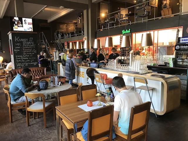 Galerie Cafe Leidse Lente