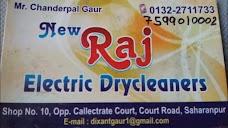 Raj Dry Cleaners