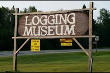 Tahquamenon Logging Museum, Newberry, United States