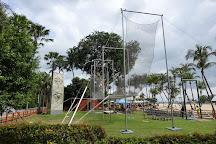 Flying Trapeze, Sentosa Island, Singapore