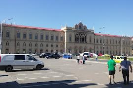 Железнодорожная станция  Iaşi