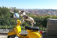 Lisbon Vintage Scooter, Lisbon, Portugal