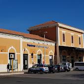 Железнодорожная станция  станции  Civitavecchia