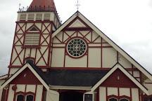 St. Faith's Anglican Church, Rotorua, New Zealand
