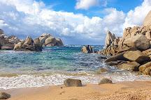 Spiaggia Cala Francese, La Maddalena, Italy