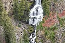 Undine Falls, Yellowstone National Park, United States
