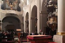 St. Thomas Church, Prague, Czech Republic
