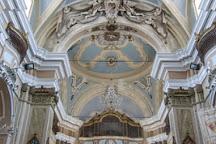 Chiesa della Santissima Trinita, Monte Sant'Angelo, Italy