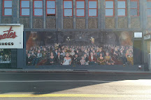 Hollywood Murals-You Are the Star, Los Angeles, United States