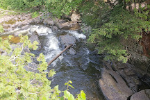 Lower Silver Falls, Baraga, United States