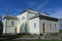 Sv. Angelu sargu baznycia, Alytus, Lithuania