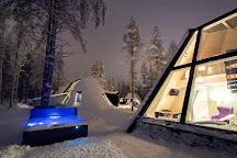 Snowman World Igloo Hotel, Rovaniemi, Finland