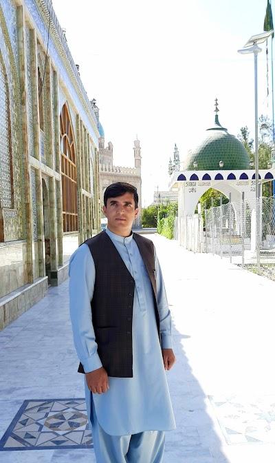 Kharqa Sharif (The Shrine of Cloak)