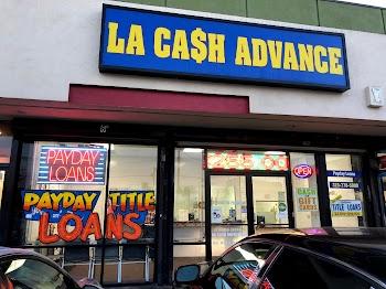 L.A. Cash Advance Payday Loans Picture