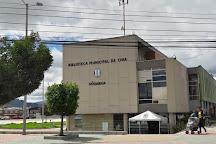 Biblioteca Municipal de Chia Hoqabiga, Chia, Colombia
