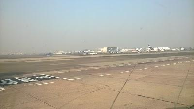 Delhi Airport Runway 09/27