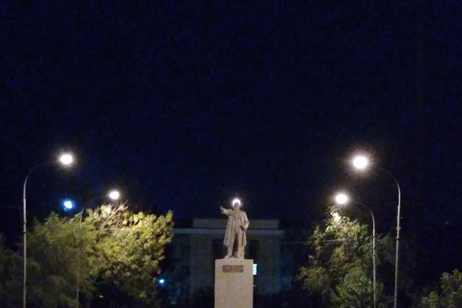 V.I. Lenin Monument, Volgograd, Russia
