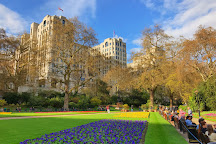 Victoria Embankment Gardens, London, United Kingdom