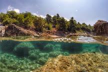 Crvena Glavica Beach, Sveti Stefan, Montenegro