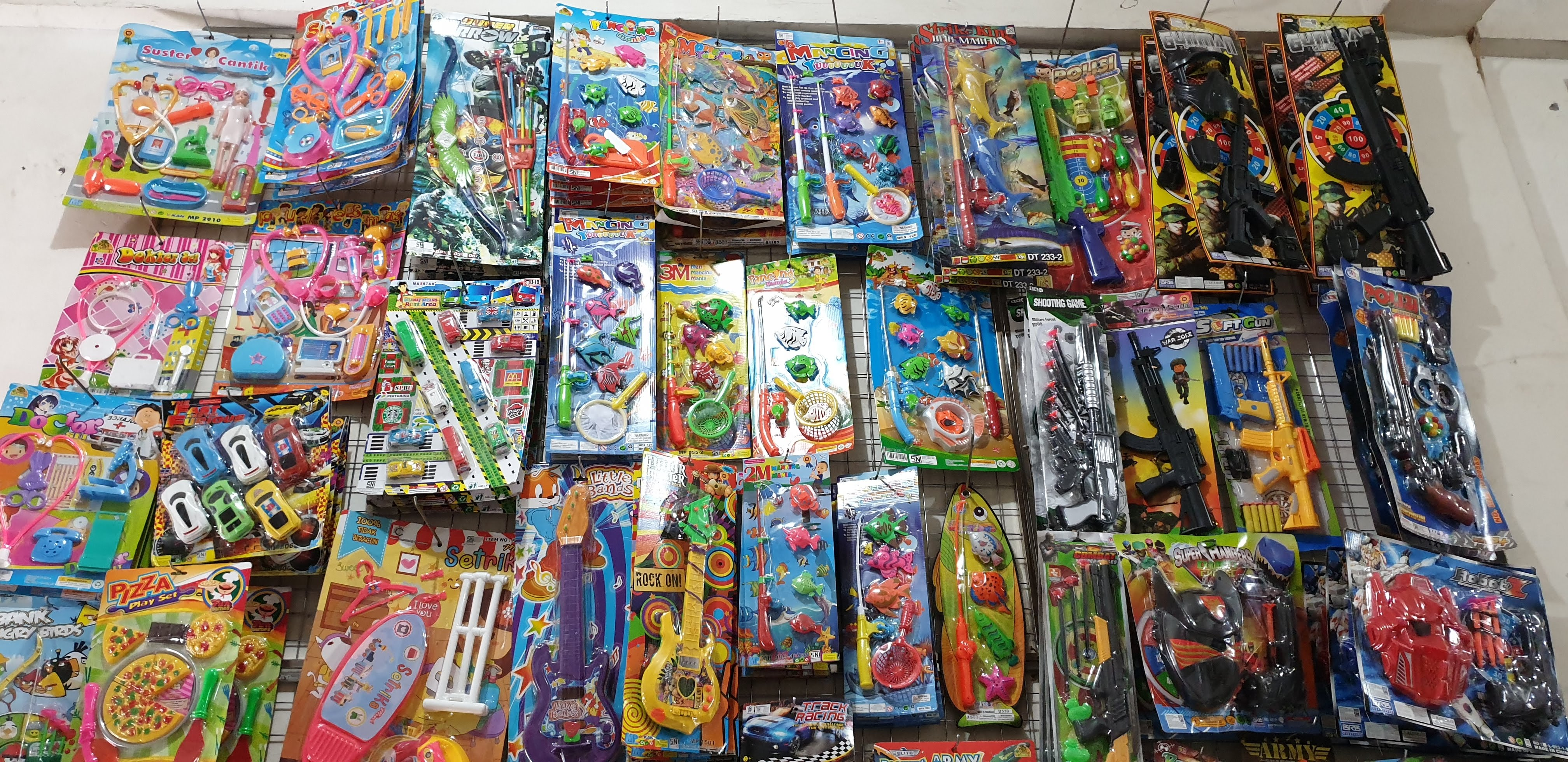 Agen Mainan ANak-Anak di Palembang