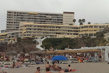 Playa El Bajondillo, Torremolinos, Spain